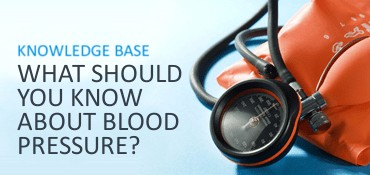What should you know about blood pressure?